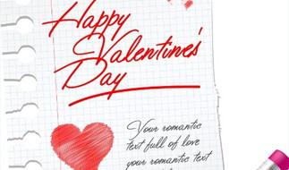 Messaggi creativi da scrivere in una biglietto di San Valentino 2016